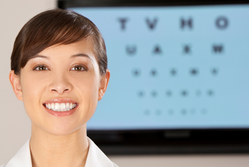 Digital Eye Charts Are Changing The Way Eye Doctors Test Vision